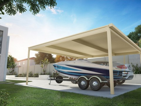 LYSAGHT® CARPORT KIT product image